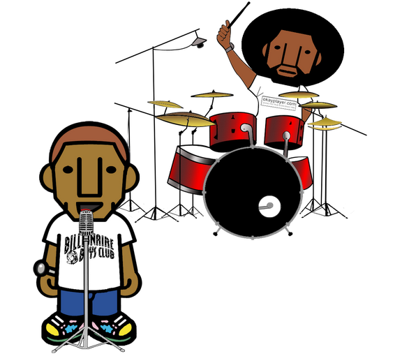 Pharrell & The Yessirs
