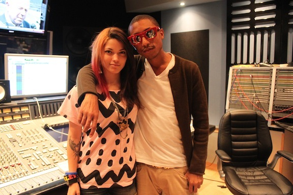 Jared Evan     Anywhere feat  Pharrell  amp  Game  produzido por The    Rob Walker Pharrell